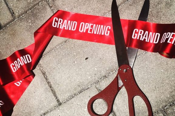 Cutting the Ribbon at Our Newest Supportive Housing Residence