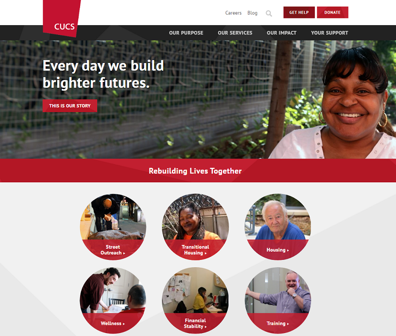 It's here! Announcing our newly redesigned website
