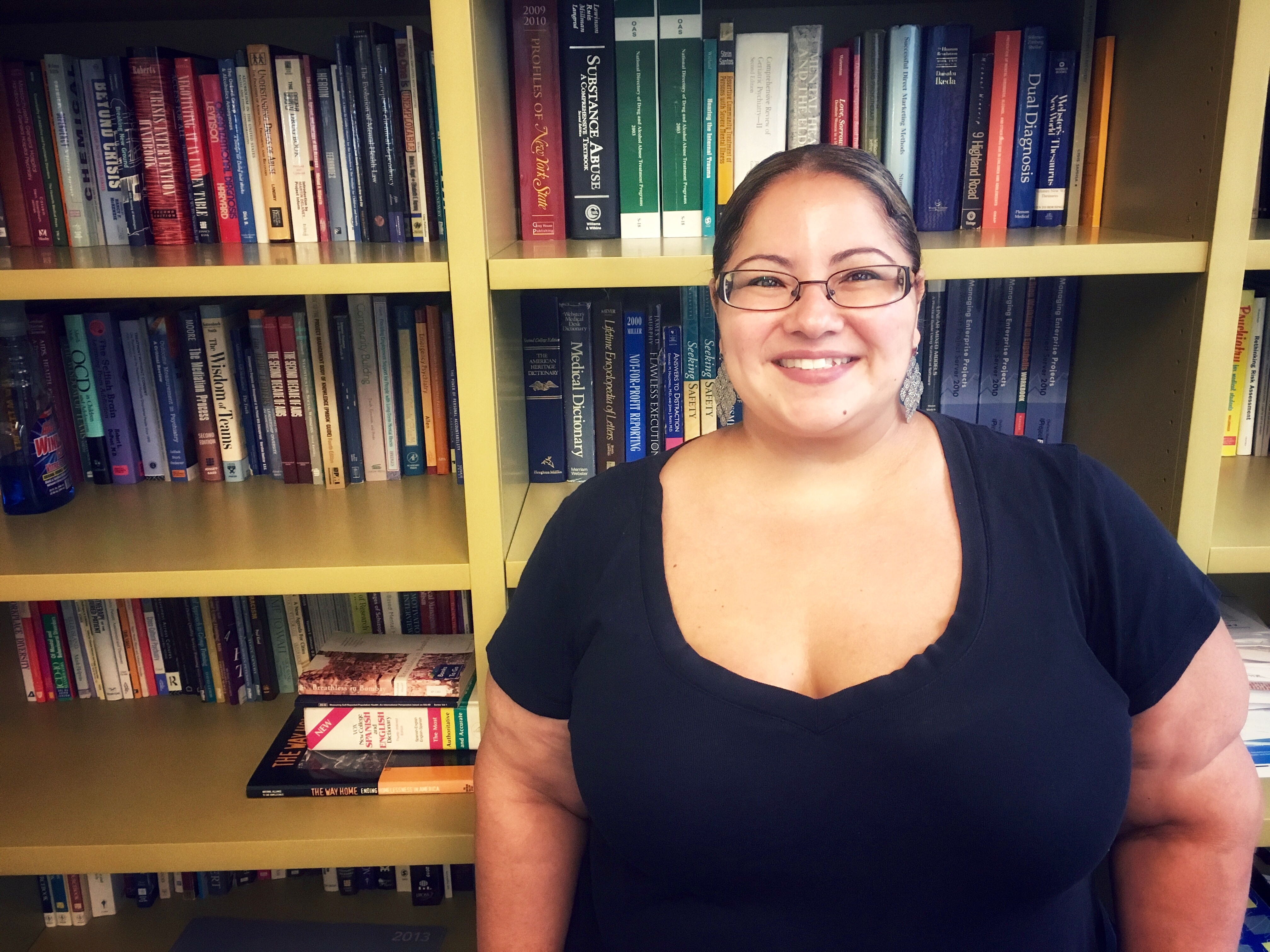 Endless Opportunities: An Interview with Housing Resource Center Director Anica Velez