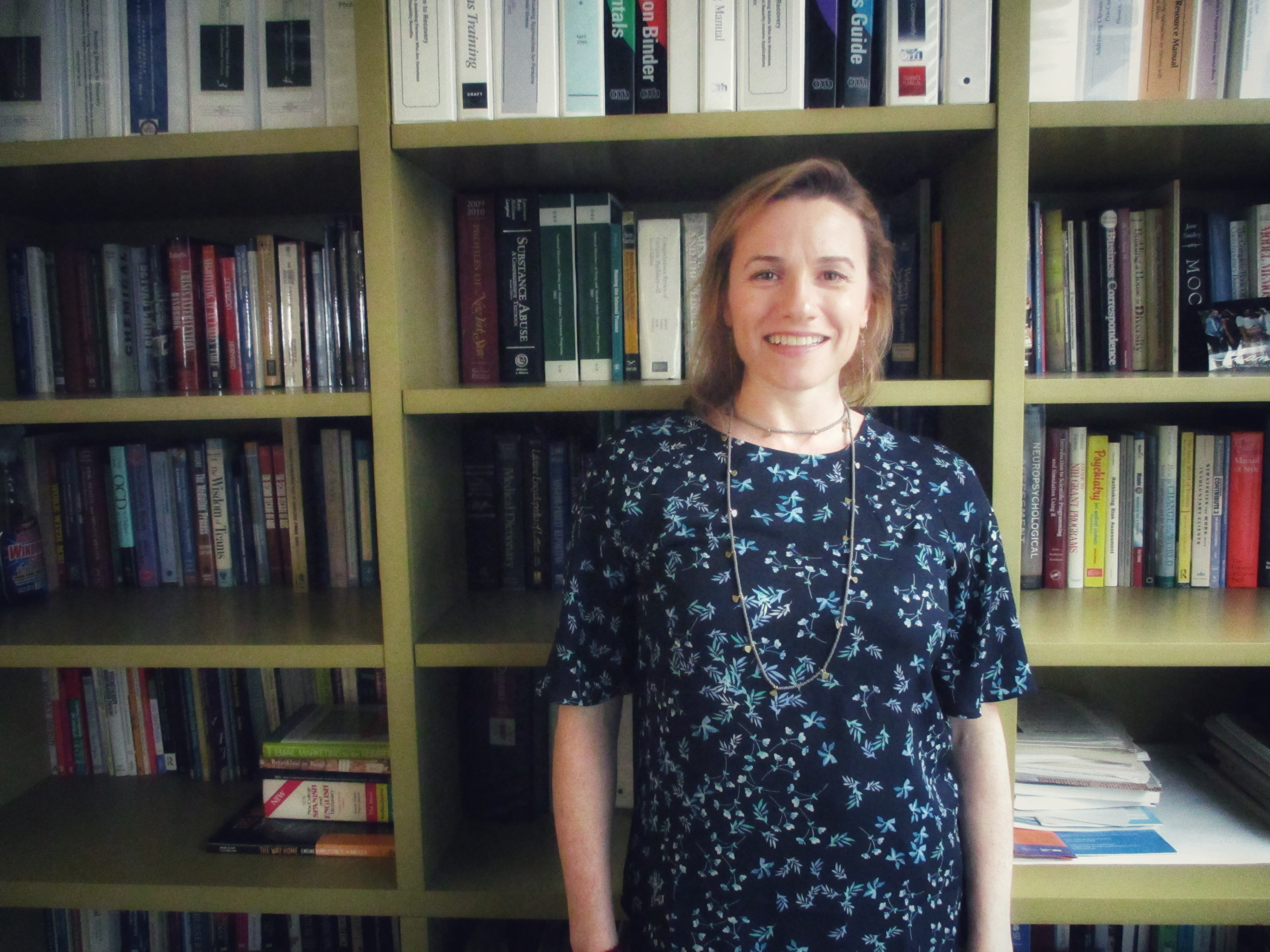 Inspiring New Learning in Social Work:  An Interview with CUCS Trainer Allison Costine