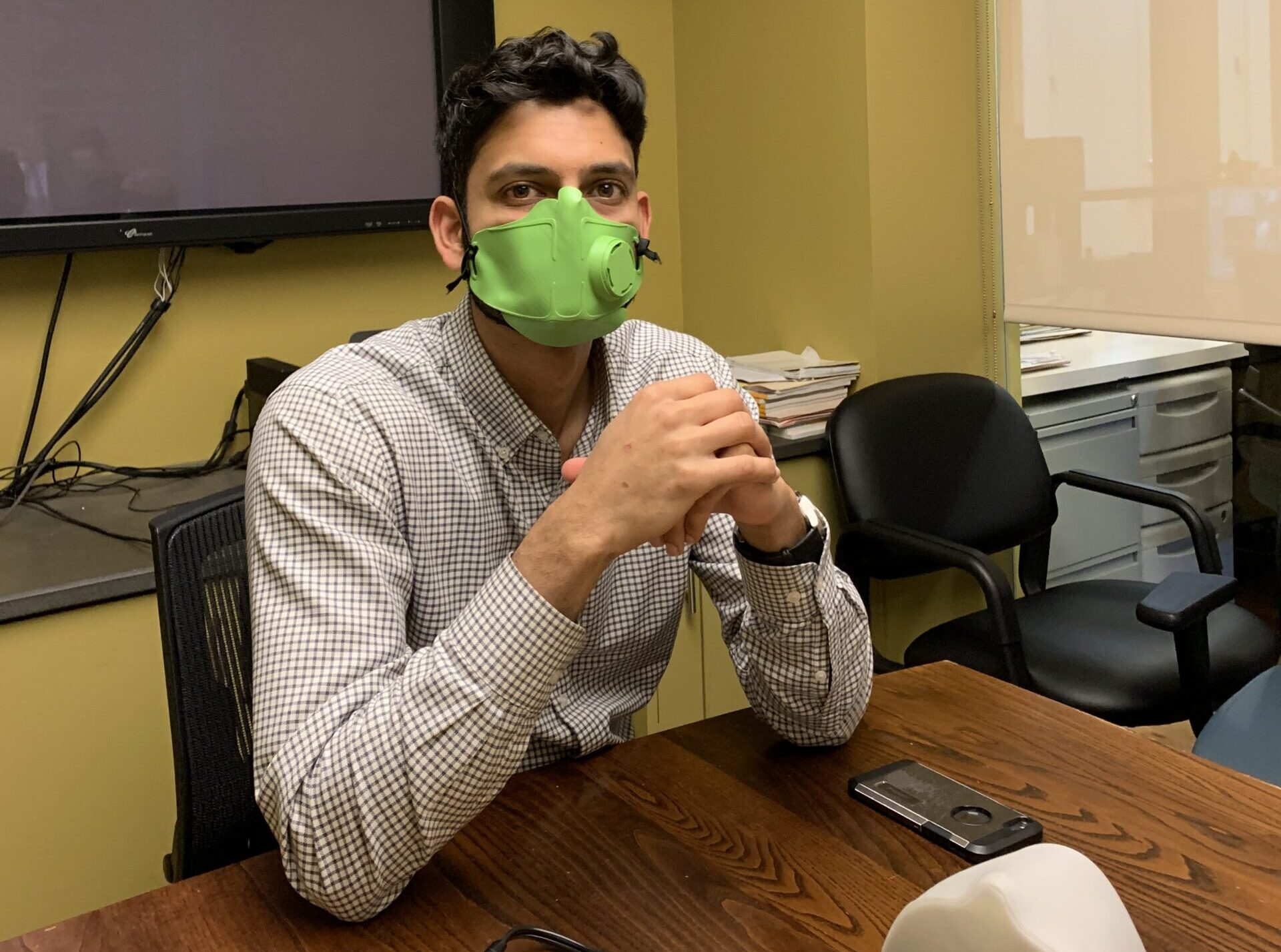 COVID-19 Response: 3D-Printing Masks to Help Homeless New Yorkers