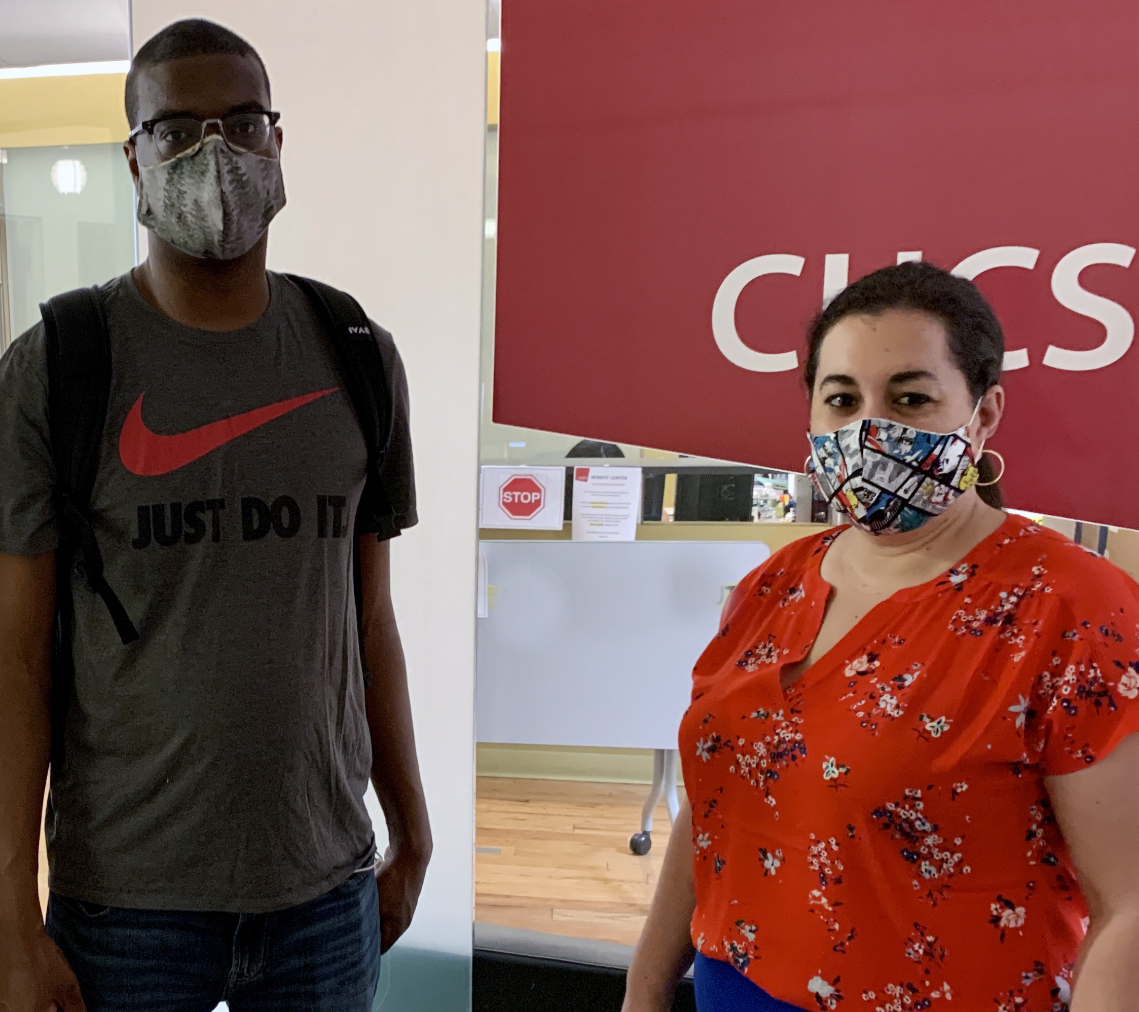 How to Donate Face Masks to CUCS